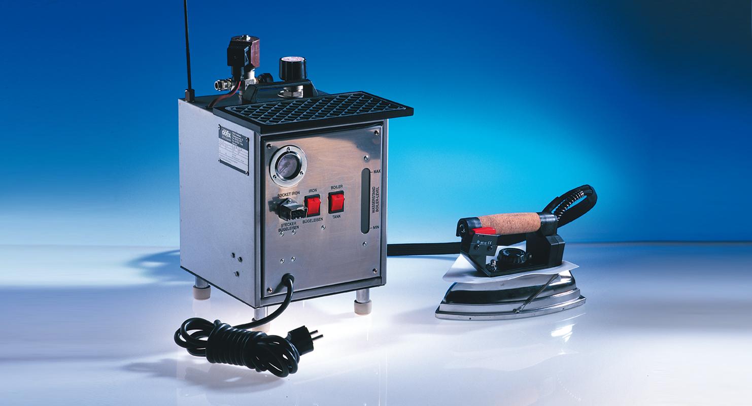 Steam Boiler: Iron Steam Boiler